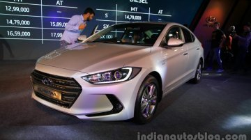 2016 Hyundai Elantra: Features and Specifications