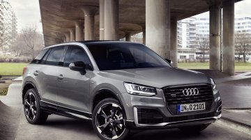 Audi Q2 Edition 1 revealed ahead of start of deliveries