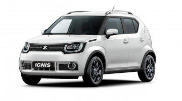 European-spec Suzuki Ignis to debut at Paris Motor Show