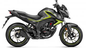 Honda CB Hornet 160R gets new color options