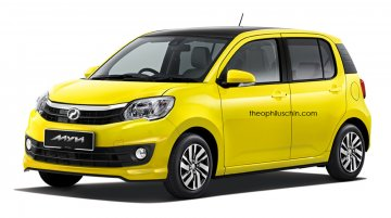 Next-gen Perodua Myvi to arrive in Q4 2017 - Report