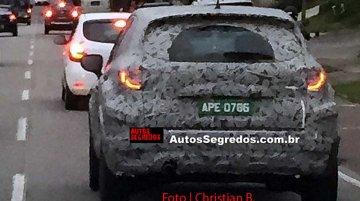 India-bound Renault Kaptur spied in Brazil, to get CVT - Report