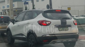 India-bound Renault Kaptur compact SUV spied uncamouflaged in Brazil