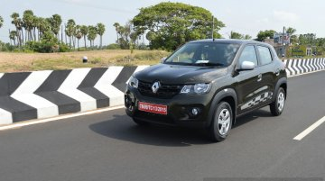 """Never say never"" says Dacia's European director on rebadging Renault Kwid"