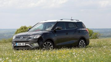 Ssangyong Tivoli XLV launched in UK