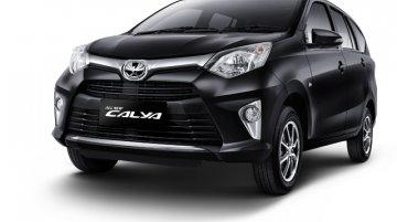 Toyota Calya mini MPV registers 3,800 bookings in Indonesia - Report