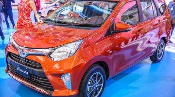 Toyota Calya mini MPV - In 46 Images