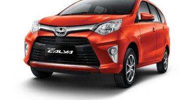 Toyota Calya mini MPV revealed - In 15 Images
