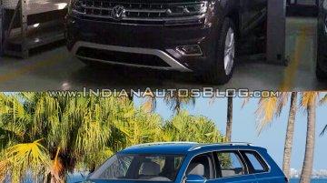 VW Teramont vs. VW CrossBlue - Concept vs. Reality