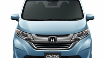 2016 Honda Freed mini MPV launched in Japan from 1.88 million Yen