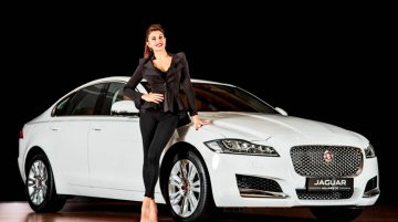 2016 Jaguar XF launched in India at INR 49.5 Lakhs