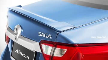 New details on 2016 Proton Saga emerge ahead of launch