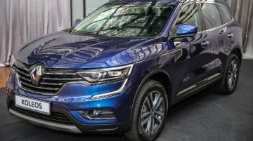 India-bound 2016 Renault Koleos launched - Malaysia