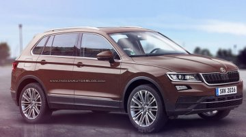 Next-gen Skoda Yeti to be unveiled mid-year - Report