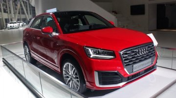 India-bound Audi Q2 2.0 TDI Quattro - In 8 Images