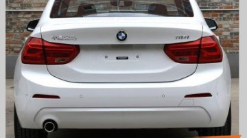 BMW 1 Series sedan's production feasibility studied for Brazil - Report