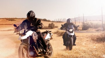 BMW working on G310 GS dual-purpose bike for India - Report