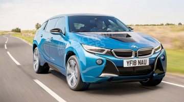 BMW i5 SUV could be the third BMW i model