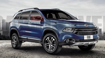New details emerge on the Fiat Toro-based SUV (Jeep Compass' cousin)