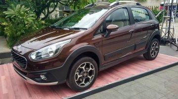 Fiat Urban Cross in Abarth variant showcased in Bangalore