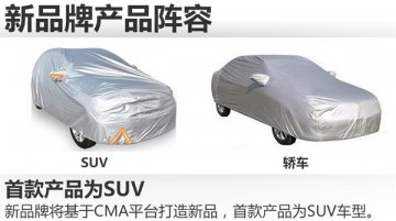 Geely to announce its 1st CMA platform model in Sweden on Oct 20 - Report