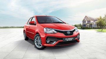 Toyota Platinum Etios and Toyota Etios Liva to get another facelift - Report