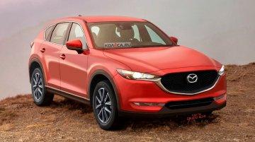 Next-gen Mazda CX-5 - Rendering