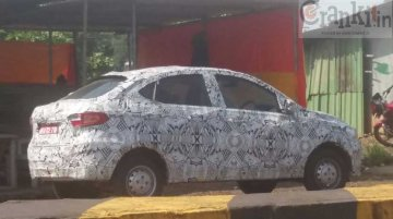 Tata Kite 5 shows its compact proportions in new spyshot