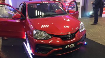 Toyota Etios 'Ready' special edition launched in Brazil