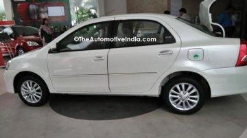 Toyota Etios Platinum (Toyota Etios facelift) - In 8 Images