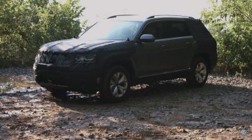 VW Atlas (VW Teramont) SUV to be revealed on October 27 - Report