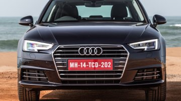 2016 Audi A4 1.4 TFSI - First Drive Review