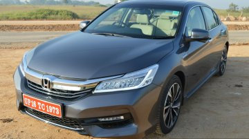 Honda Accord Hybrid for India - Features & Specifications [Updated]