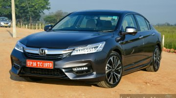 Honda Accord Hybrid - First Drive Review