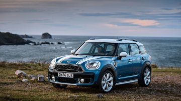 India-bound 2017 MINI Countryman revealed, will debut at 2016 LA Auto Show