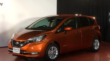 2017 Nissan Note enters production in Japan