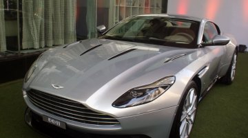 Aston Martin DB11 launched in India - In 18 Images