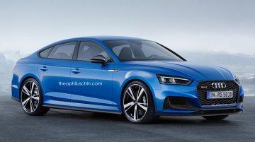 Audi RS 5 Sportback - Rendering