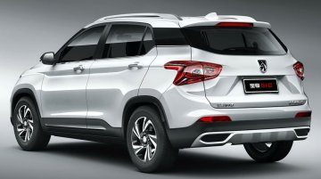 This is GM's Ford EcoSport competitor in China