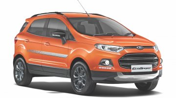 Ford EcoSport Black Signature Edition launched at INR 9.26 lakhs
