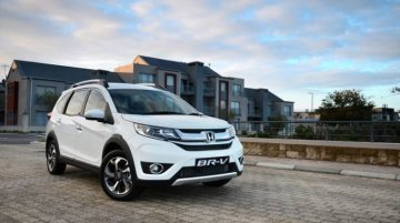India-made Honda BR-V launched in South Africa at 238,900 Rand