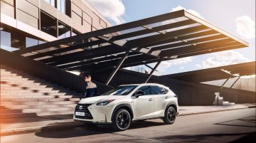Lexus NX Sport edition introduced in Europe