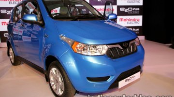 Mahindra e2o Plus EV discontinued due to poor sales - Report