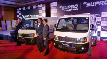 Mahindra e-Supro EV launched at INR 8.45 Lakhs [Update]