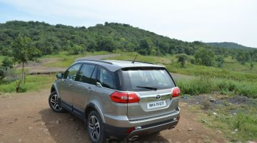 Over 50% of Tata Hexa bookings for the AT variant - Report