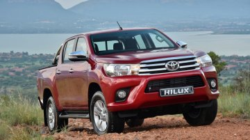 Toyota Hilux gets power boost chip in South Africa