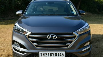 2016 Hyundai Tucson Diesel