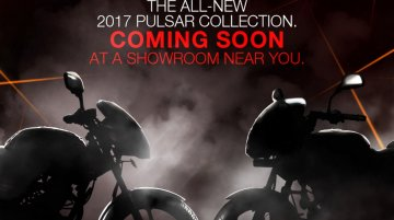 2017 Bajaj Pulsar teased as dealer dispatches commence
