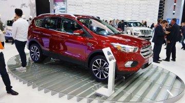 New Ford Escape showcased at 2016 Bogota Auto Show