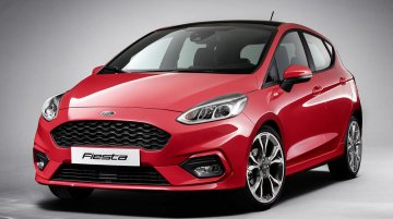2017 Ford Fiesta leaks out prior to today's world premiere [Update]